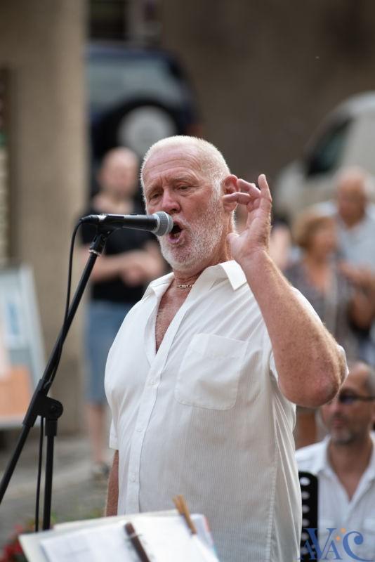The Lav'Angels à la fête des Terrasses le 1er juillet 2020