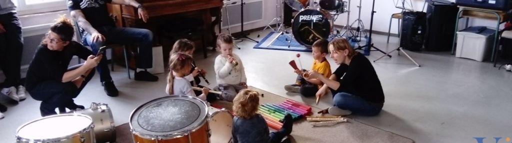 Stéphanie Le Lay, professeur de flûte à l'AVAC