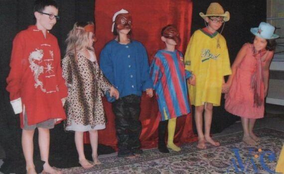 Atelier théâtre pour enfants à l AVAC